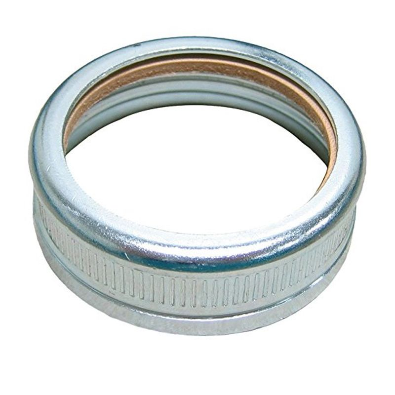 """CAP, FRONT,ASSY, 2"""" RING, ROLL THD 421-G01"""
