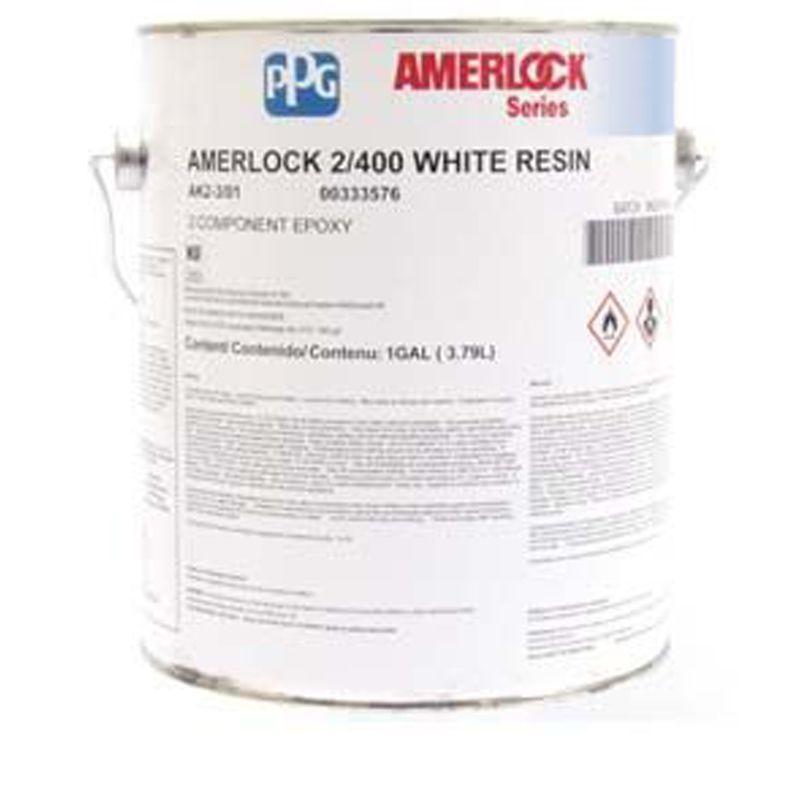 AMERLOCK 2/400 WHITE RESIN 1G PAIL AK2-3/01