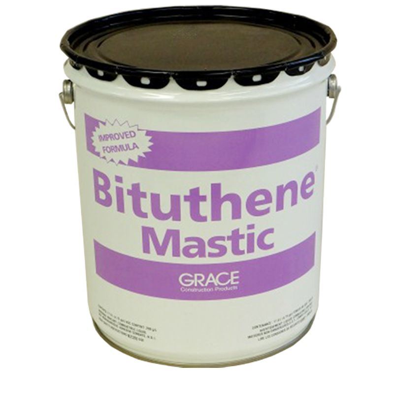 BITUTHENE MASTIC (18.9L PAIL) #20189 CALL FOR PRICING