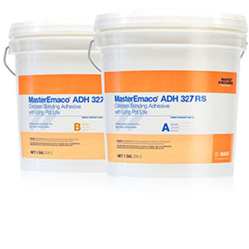 MASTEREMACO ADH 327 RS (3.8L KIT) / CONCRESSIVE PASTE N.S