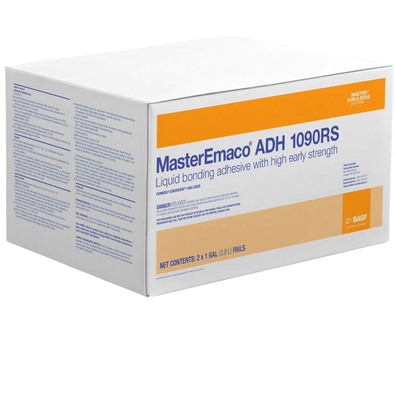 MASTEREMACO ADH 1090 RS (3.8L KIT) / CONCRESIVE 1090 N.S