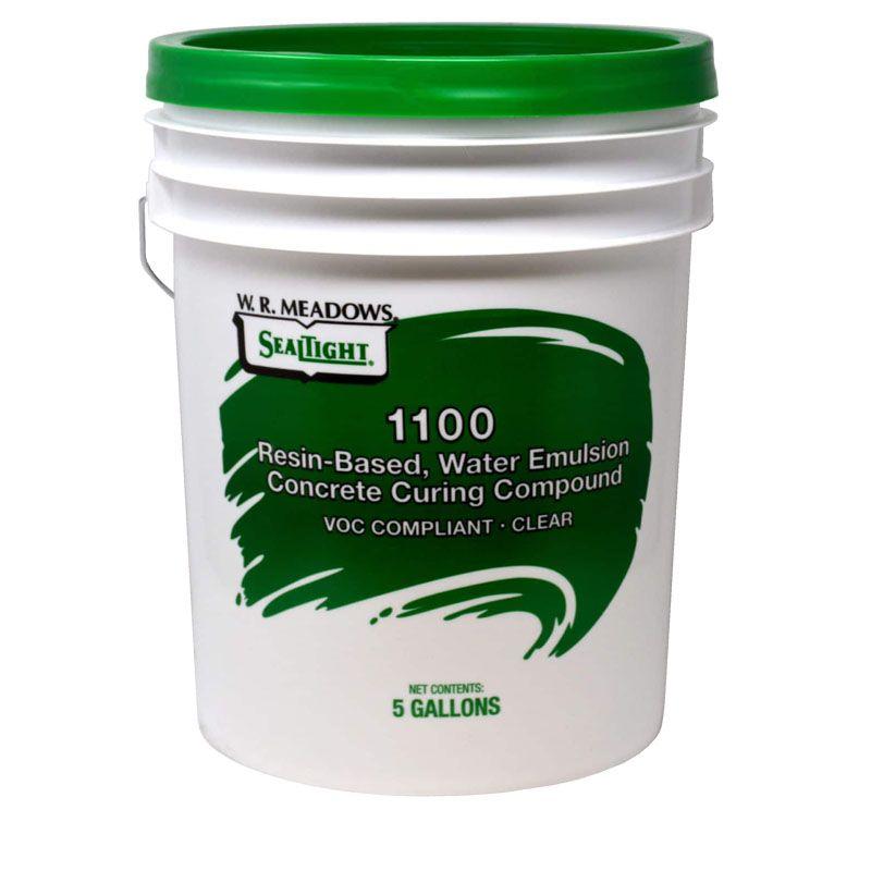 1100 CLEAR 5G PAIL #3011000500 N.S