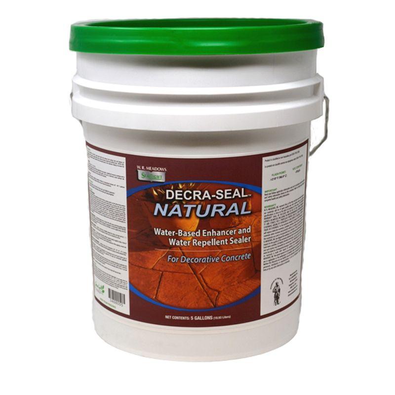 DECRA-SEAL WATER BASE 18.9L PAIL #3465005 N.S