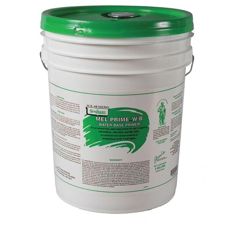 MEL-PRIME WATER BASE PRIMER 5G PAIL 5145005 N.S