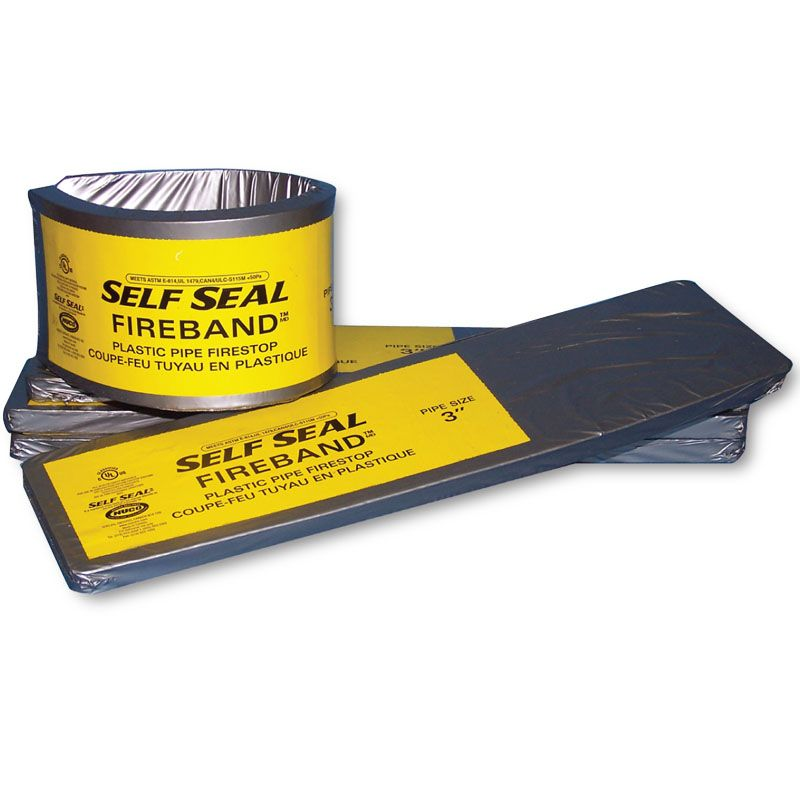 "FIREBAND SELF-SEAL (1 1/2"" 10PCS/BOX) #24015 N.S"