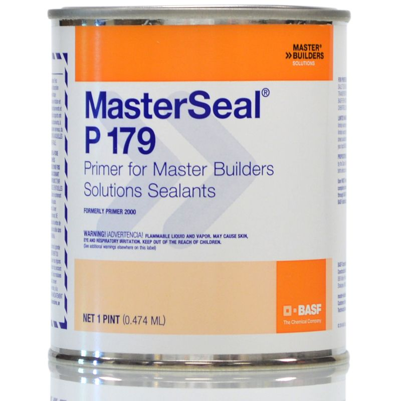 MASTERSEAL P 179 16oz CAN/SONNEBORN PRIMER 2000