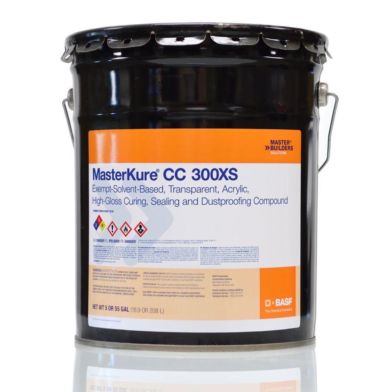 MASTERKURE CC 300 XS 5G PAIL / KURE N SEAL 30 ES