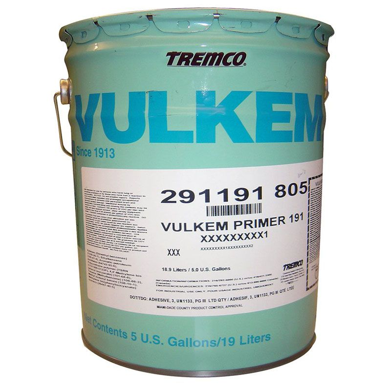 VULKEM PRIMER 191 18.9L PAIL