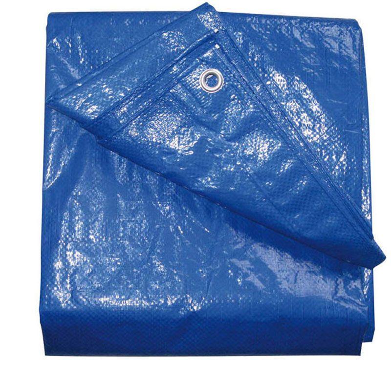 POLY TARP BLUE 18' X 24'