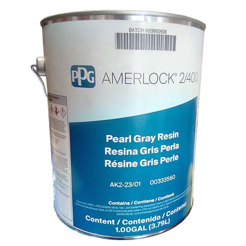 AMERLOCK 400 RESIN PEARL GREY AK2-23/01