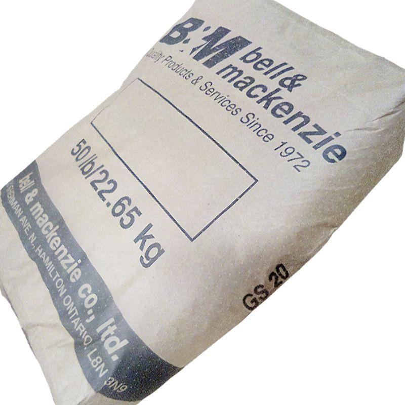 GS20 SILICA SAND 50LB BAG