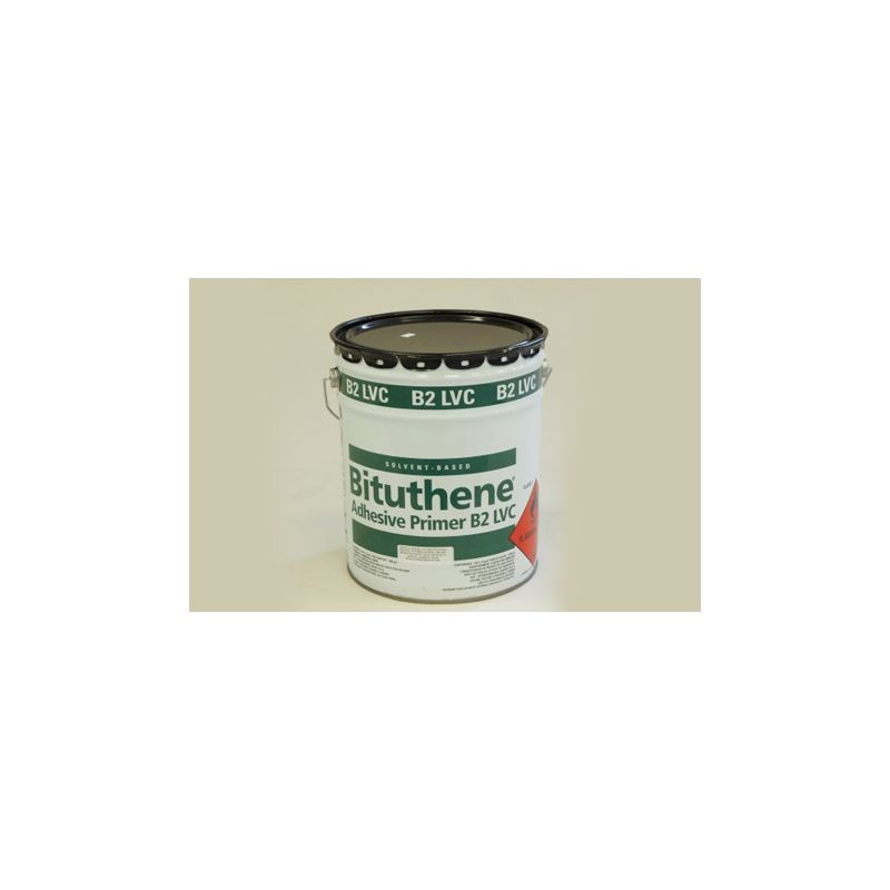 BITUTHENE ADHESIVE PRIMER B2 LVC (18.9L PAIL) #57095 CALL FOR PRICING