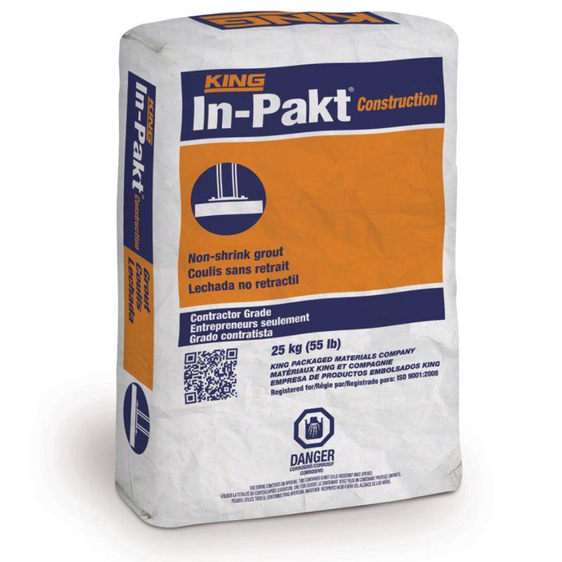 IN-PAKT CONSTRUCTION GROUT #645216 25KG BAG