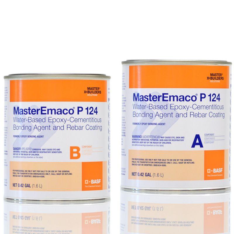 MASTEREMACO P 124 2.7G KIT  #50392792  N.S