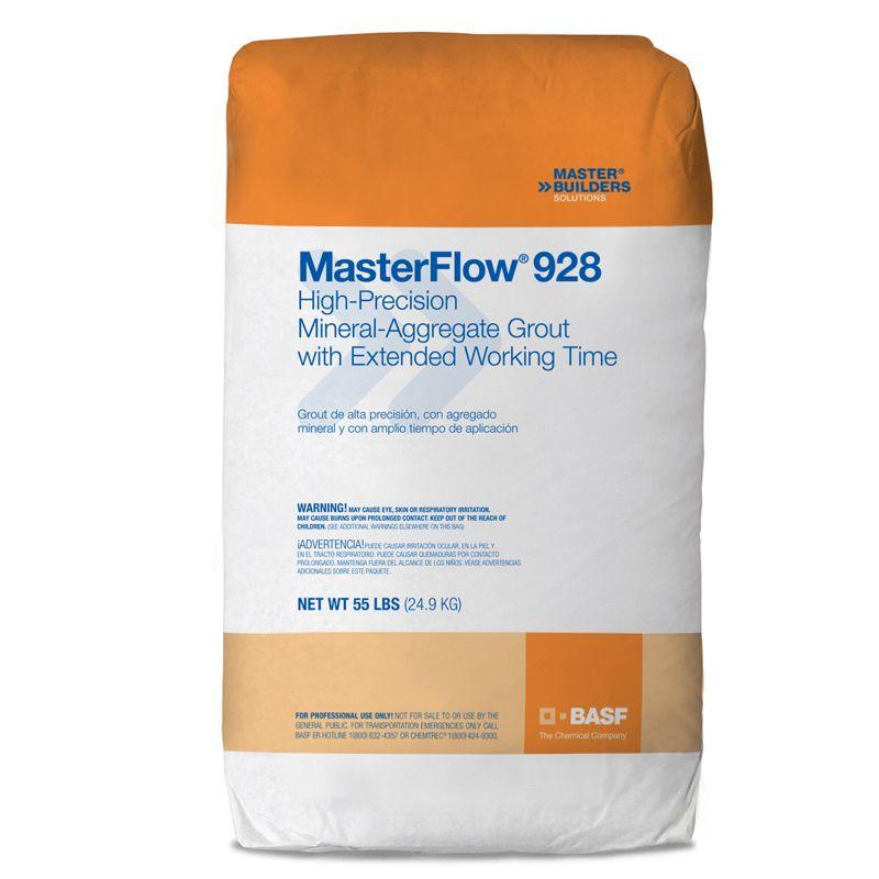 MASTERFLOW 928 (55LB BAG) / MASTERFLOW 928 N.S
