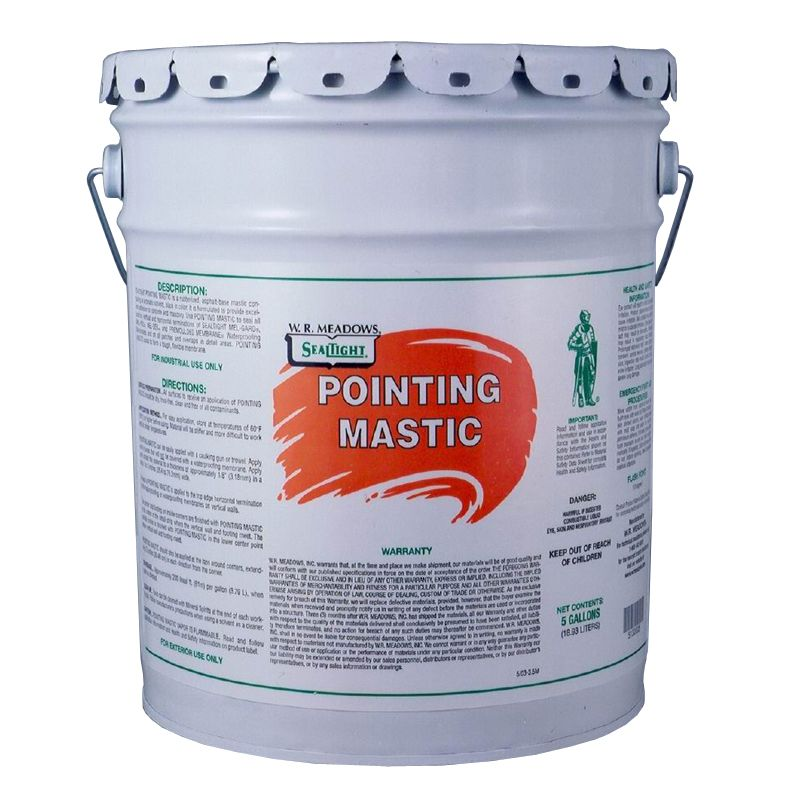 POINTING MASTIC 5G PAIL #5130005 N.S