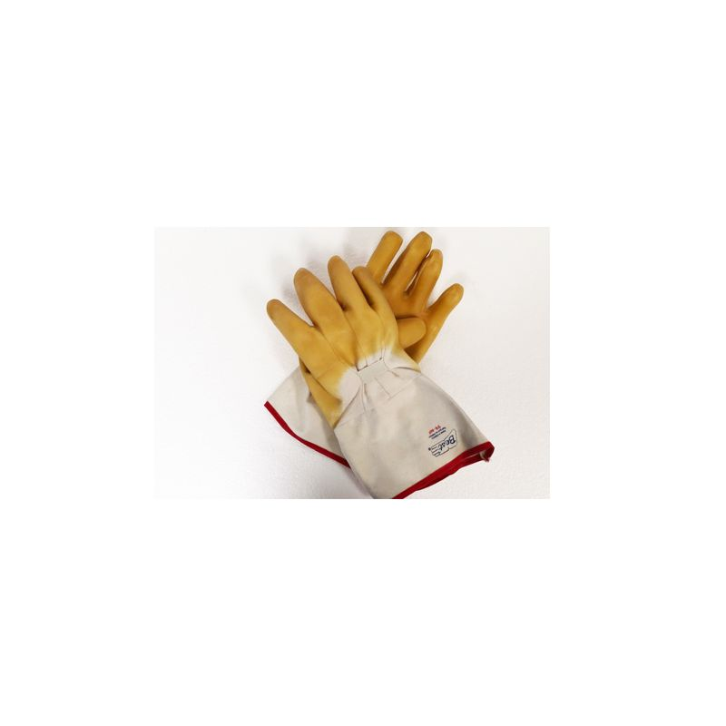 NITTY GRITTY RUBBER PALM SMOOTH, LINED