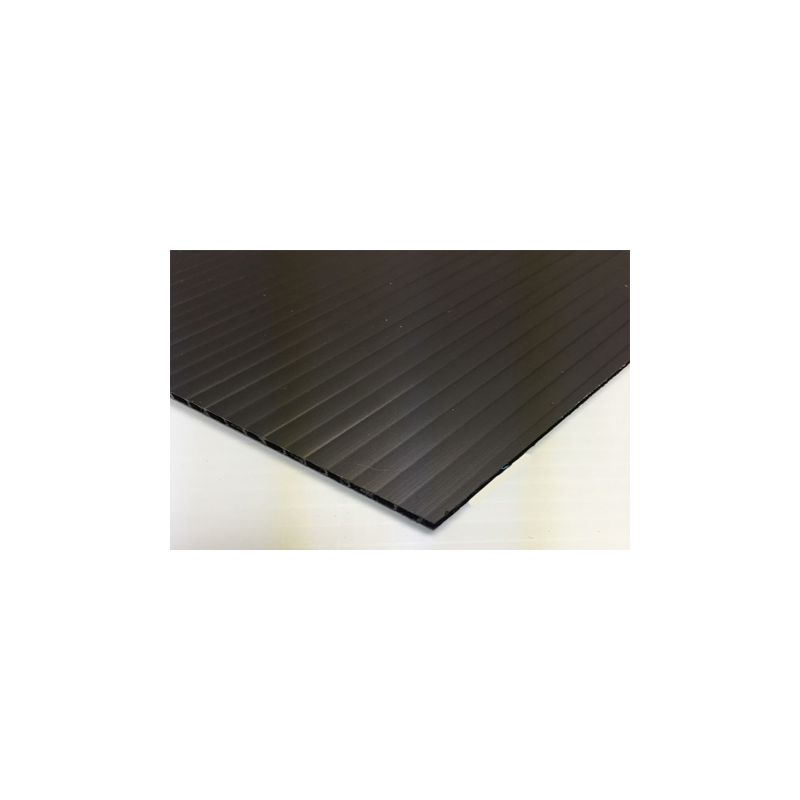 """PLASTIC PROTECTION BOARD 4' X 8' X 1/8"""" THICKNESS N.S"""