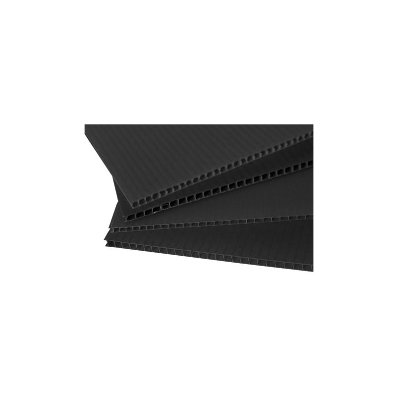 """PLASTIC PROTECTION BOARD 3' X 4' X 1/8"""" THICKNESS"""