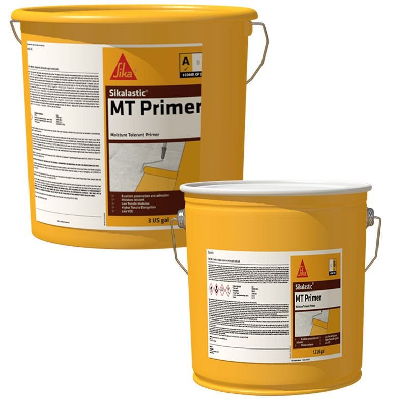 SIKA MT PRIMER A AND B 18L KIT #459388