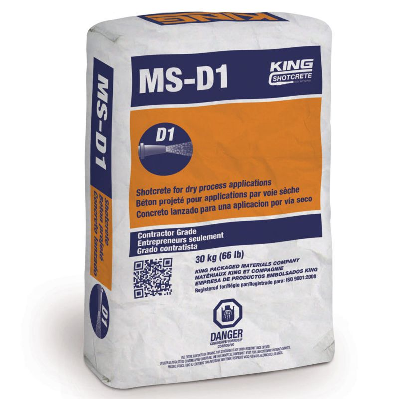 MS-D1 SYNTHETIC FIBER 30KG CALL FOR PRICING N.S