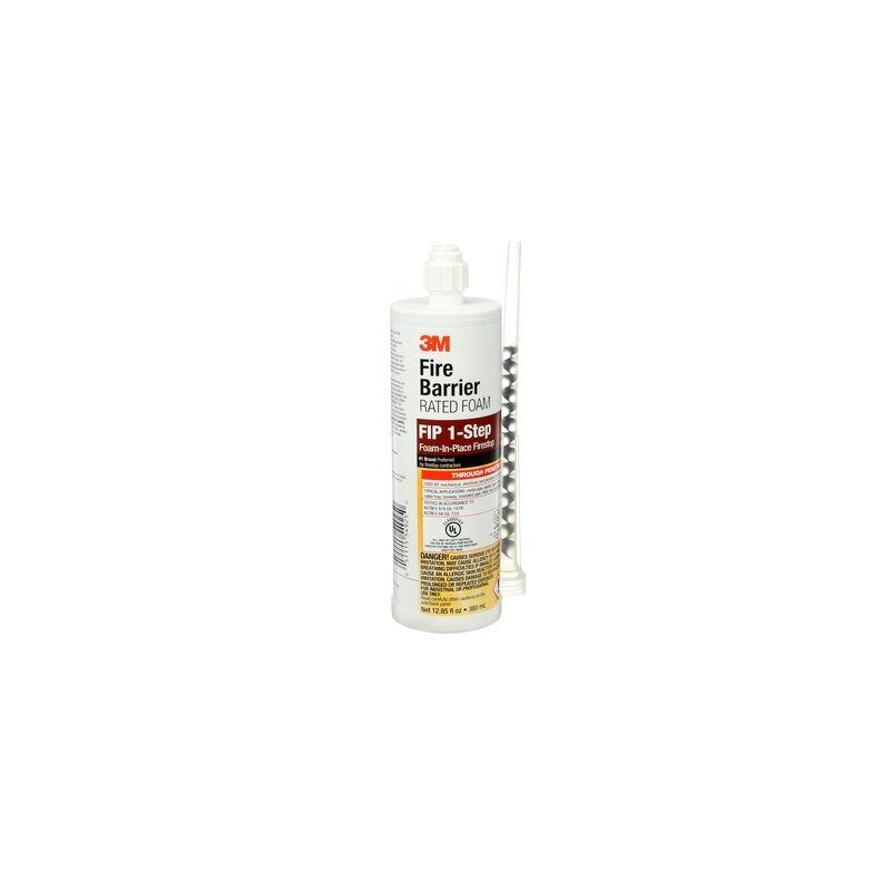 3M FIRE BARRIER FIP 1-STEPFOAM 12.85 OZ #7100020738 N.S
