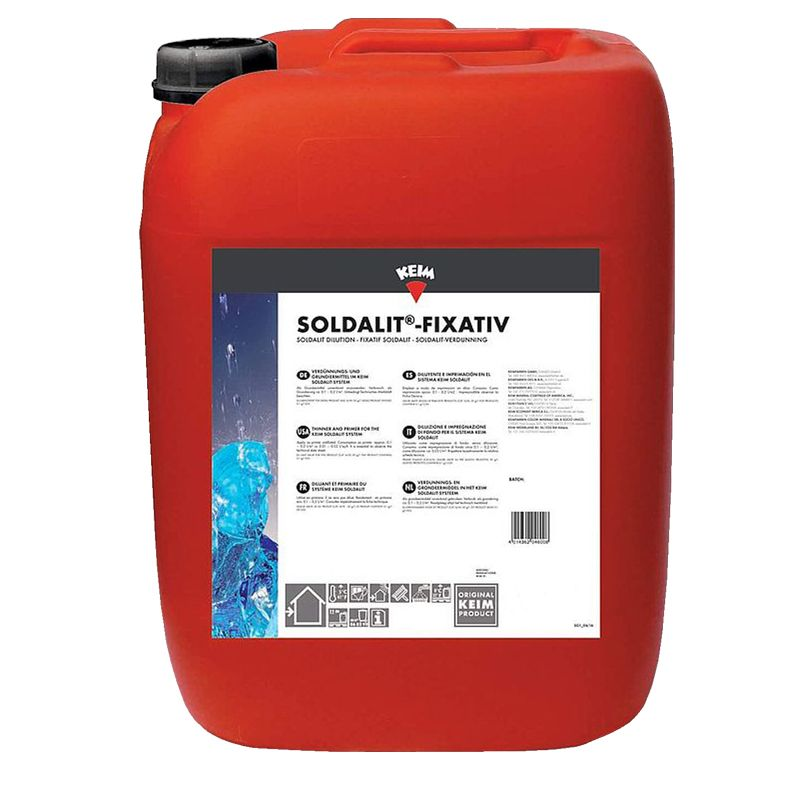 KEIM SOLDALIT DILUTION 1.3G CAN #D-1915003-5
