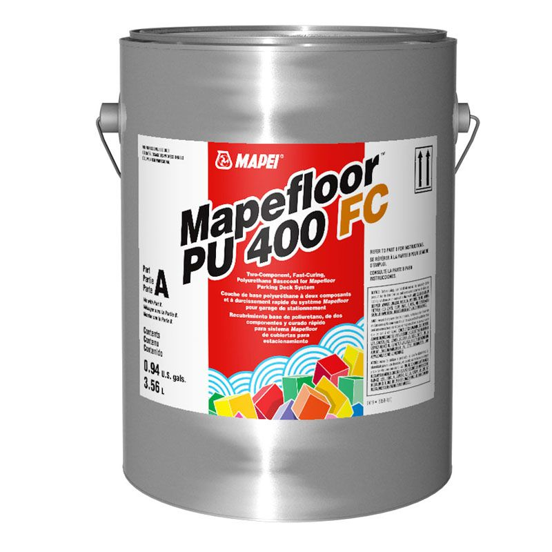 MAPEFLOOR PU 400FC PART A 0.87G CAN CALL FOR PRICING