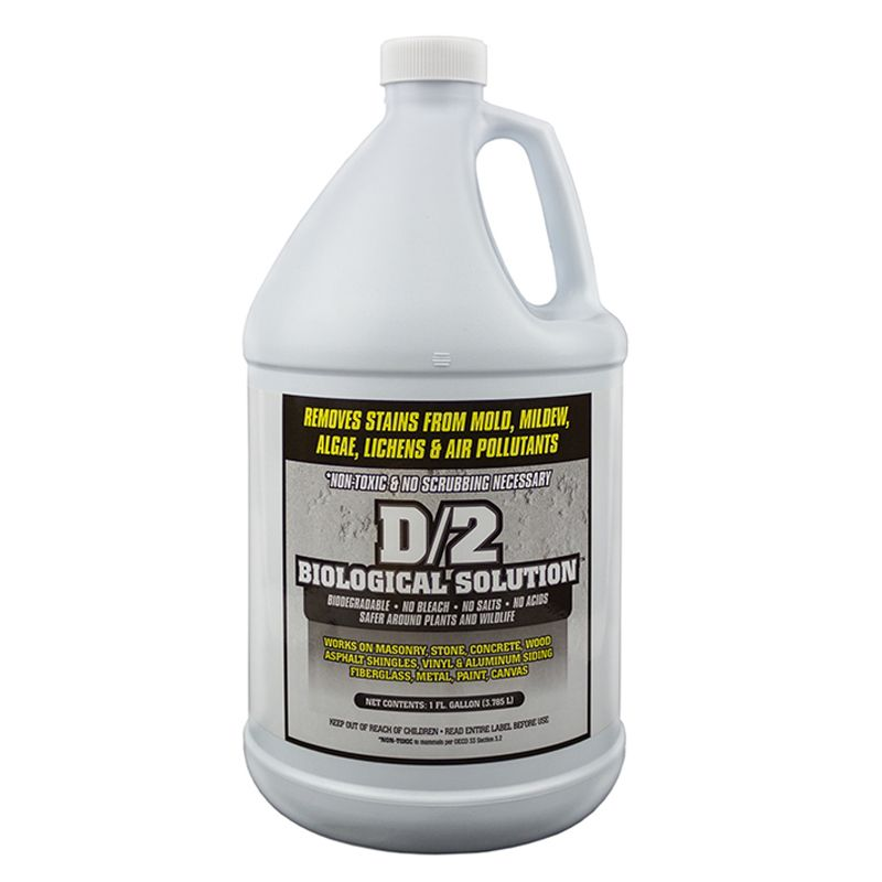 D/2 BIOLOGICAL SOLUTION 1 GAL PAIL #653696