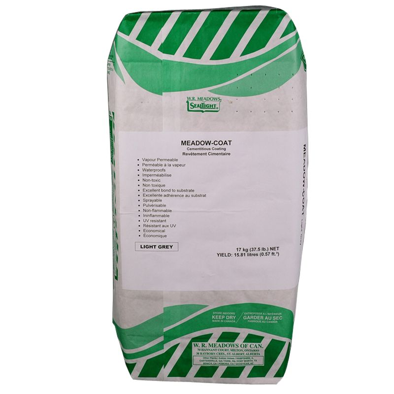 MEADOW-COAT CEMENTITIOUS COATING