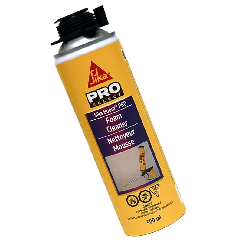 SIKA BOOM PRO CLEANER 500ML CAN #513475