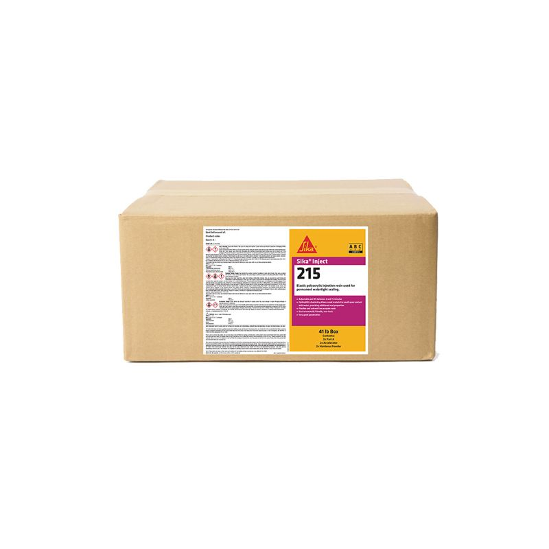 SIKA INJECTION 215 COMBIPACK 41LB #556641