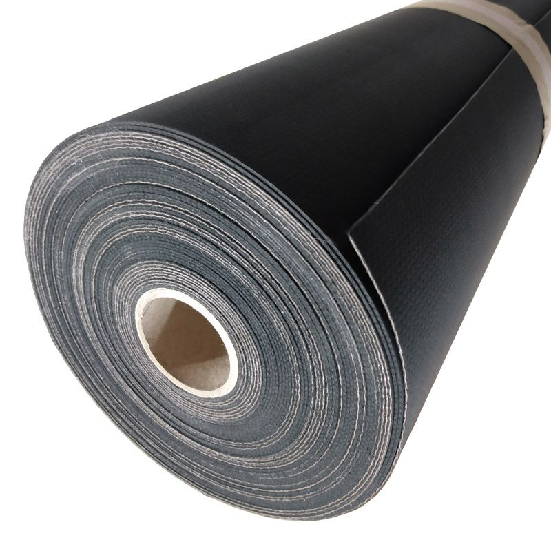 """TRA ELASTOMERIC 60"""" X 100' BLACK ROLL N.S CALL FOR PRICING"""