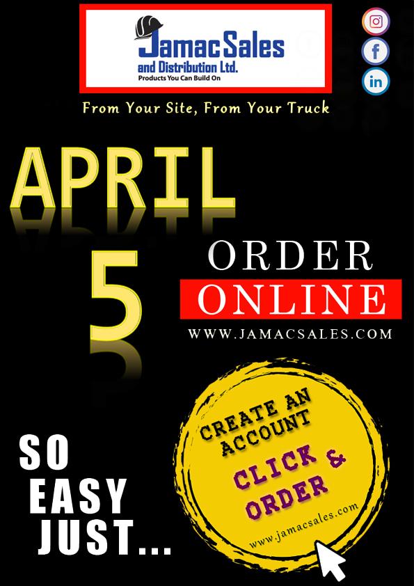 April 5 Order